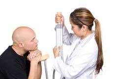 Insegnamento paziente Immagini Stock Libere da Diritti