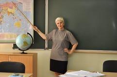 Insegnante Fotografia Stock