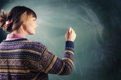 insegnante Fotografia Stock Libera da Diritti