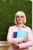 Insegnante sicuro Fotografie Stock