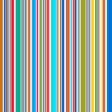 Insegne brillanti della banda dell'arcobaleno - illustrazione Immagine Stock