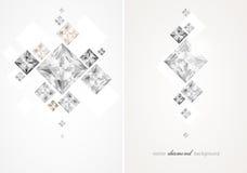 Insegne con i diamanti royalty illustrazione gratis