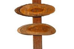 Insegne di legno Immagini Stock Libere da Diritti
