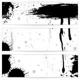 Insegne di vettore di lerciume illustrazione vettoriale