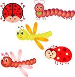 Insekt ilustracje Fotografia Stock