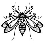 Insekt pszczoła ilustracja wektor