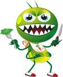insekt zaraza Obrazy Royalty Free