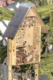 Insekta dom Zdjęcia Royalty Free