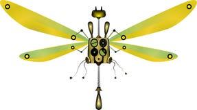 insekta robot Obrazy Royalty Free