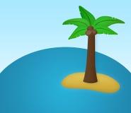 Insel Lizenzfreies Stockbild