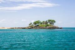 Insel Lizenzfreie Stockfotos