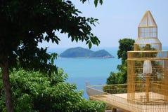 Insel Stockbild