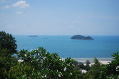 Insel Lizenzfreies Stockfoto