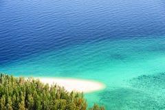 Insel Adang Rawi Stockbild