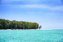 Insel Adang Rawi Stockbilder