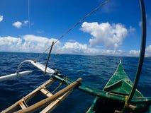 Insel-Ausflug durch Boot lizenzfreies stockbild
