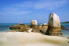 Insel Batu Berlayar stockbild