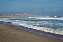 Insel-Boa Vista in Kap-Verde, Landschaft - Küste Stockfoto