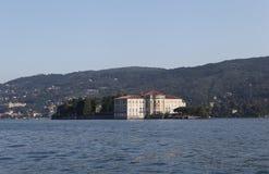 Insel Borromeo - Isola Bella. lizenzfreies stockfoto