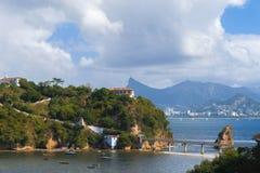 Insel der Boa Viagem stockfotografie