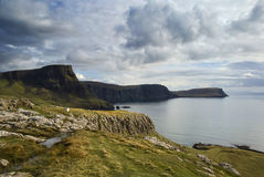 Insel der Skye Ansicht Lizenzfreie Stockbilder