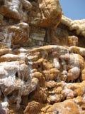 Insel Evia in Griechenland stockbilder