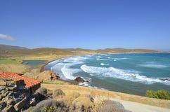 Insel Griechenlands Lemnos stockfoto