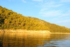 Insel Hvar in Kroatien Lizenzfreies Stockbild