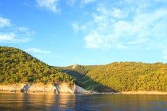 Insel Hvar in Kroatien Lizenzfreies Stockfoto