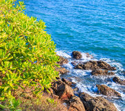 Insel im Andaman Meer Stockfotografie
