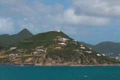 Insel im karibischen Meer Philipsburg, St Martin Stockfoto
