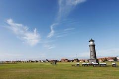 Insel Juist in Deutschland Lizenzfreie Stockfotografie