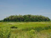Insel Khams Chanot stockfotos