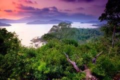 Insel Ko Chang, Thailand Lizenzfreies Stockfoto
