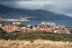 Insel-La Palma Stockbilder