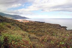 Insel-La Palma Lizenzfreies Stockfoto