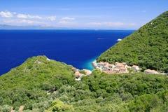 Insel Lastovo, Kroatien Lizenzfreies Stockbild