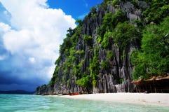 Insel-Leben-Traum Lizenzfreies Stockfoto