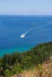 Insel Lipe Stockfoto