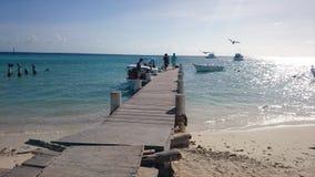 Insel Los Roques Lizenzfreies Stockbild