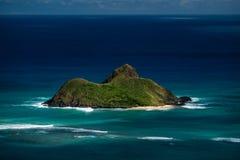 Insel Moku Nui lizenzfreies stockfoto
