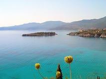Insel Proti in Griechenland Lizenzfreie Stockbilder