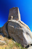 Insel Sans Giovanni Tower - Elbas Lizenzfreie Stockfotos