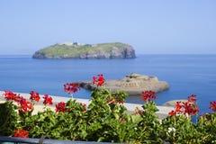 Insel Santo Stefano Lizenzfreies Stockfoto