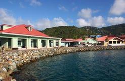 Insel Str.-Thomas Lizenzfreies Stockfoto