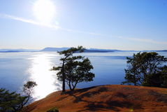 Insel Sun Stockfotografie