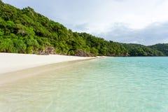 Insel Ta Fook stockbild