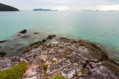 Insel Ta Fook stockfotos