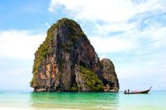 Insel in Thailand Lizenzfreie Stockfotos