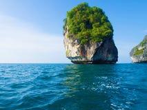 Insel in Thailand Lizenzfreies Stockfoto